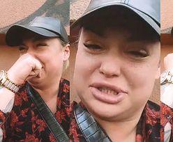 """Agata Szostek z """"Projektu Lady"""" zalewa się łzami przed fanami: """"Siedzę pod jakimś, ku*wa, blokiem i płaczę"""""""