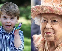 """Pałac Buckingham opublikował komunikat z okazji urodzin księcia Louisa z BŁĘDEM! Internauci grzmią: """"WSTYD"""""""