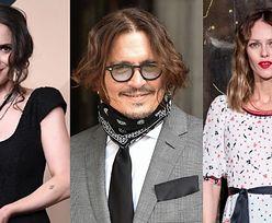 """Winona Ryder i Vanessa Paradis BRONIĄ Johnny'ego Deppa w oficjalnych oświadczeniach: """"NIGDY NIE BYŁ BRUTALNY"""""""