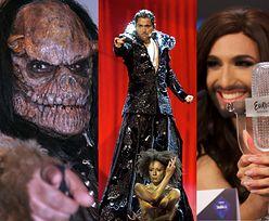 Eurowizja 2021. Przerwane występy, płonące pianino i śpiewający indyk. Oto najbardziej ZASKAKUJĄCE momenty w historii konkursu (ZDJĘCIA)
