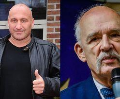 """Marcin Najman kończy """"przygodę"""" z MMA i poprowadzi WŁASNY PROGRAM! Pierwszym gościem będzie... Janusz Korwin-Mikke"""