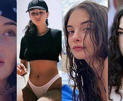 Oto 16-letnia córka Moniki Bellucci i Vincenta Cassela, przepiękna Deva. Ma zadatki na gwiazdę modelingu? (ZDJĘCIA)