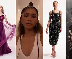 """Critics Choice Awards 2021: Anya Taylor-Joy, Zendaya, Phoebe Dynevor z """"Bridgertonów"""", Emma Corrin... (ZDJĘCIA)"""