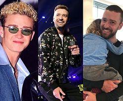 CIACHO TYGODNIA: Justin Timberlake. Gwiazdor sceny, spełniony ojciec i świeżo upieczony 40-LATEK! (ZDJĘCIA)