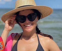 """Katarzyna Cichopek w bikini zachwyca fanów: """"Piękna figura, jak pani to robi?"""" (FOTO)"""