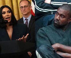 """Kim Kardashian WYPROWADZI SIĘ od Kanye?! """"Sytuacja między nimi jest NIECIEKAWA"""""""