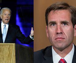 """Prezydent-elekt Joe Biden oddał hołd zmarłemu synowi: """"Beau był jego OCZKIEM W GŁOWIE"""""""