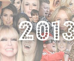 15. urodziny Pudelka! Tak wyglądał rok 2013 w pigułce: dramatyczne rozstanie Piotra Zelta, zmierzch kariery PiKeja, ślub Lewandowskich (STARE ZDJĘCIA)