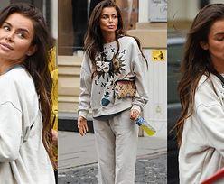 Wyluzowana Natalia Siwiec z torebką Louis Vuitton maszeruje do auta wartego 230 TYSIĘCY ZŁOTYCH (ZDJĘCIA)