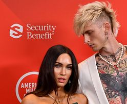 American Music Awards. Megan Fox i Machine Gun Kelly debiutują na ściance JAKO PARA. Piękni?