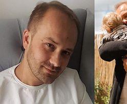 """Adrian ze """"Ślubu od pierwszego wejrzenia"""" chwali się zdjęciem z synem. Fani są zgodni: """"CAŁY TATA"""" (FOTO)"""