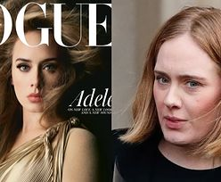 """Adele w """"Vogue'u"""" wyznaje: """"Inne kobiety prowadziły brutalne rozmowy na temat mojego ciała. Byłam cholernie ZAWIEDZIONA"""""""
