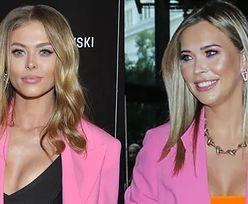Sandra Kubicka pojawiła się na imprezie w niemal IDENTYCZNEJ stylizacji jak wcześniej Joanna Opozda. Przypadek? (ZDJĘCIA)