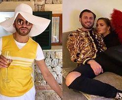 """Zakochany (?) Rafał Grabias pozuje ze swoją """"księżniczką"""": """"Płeć jest nieważna, liczy się UCZUCIE"""""""