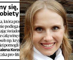 """Działaczka pro-life dywaguje o KARANIU kobiet za aborcję: """"To źle, że nie podlegają ODPOWIEDZIALNOŚCI PRAWNEJ"""""""