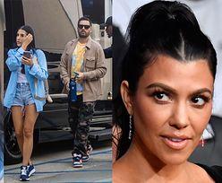"""Scott Disick przyłapany z nową """"przyjaciółką""""! Podobna do Kourtney Kardashian? (FOTO)"""