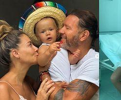 """Małgorzata Rozenek świętuje urodziny syna niepublikowanymi zdjęciami ze SZPITALA. """"Do końca życia będziemy wdzięczni"""" (FOTO)"""