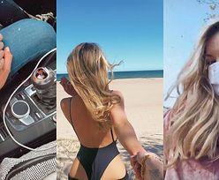 """Zakochana Oliwia z """"Love Island"""" POTWIERDZA związek z Sashą z """"Top Model"""" podczas wspólnego łamania kwarantanny (FOTO)"""