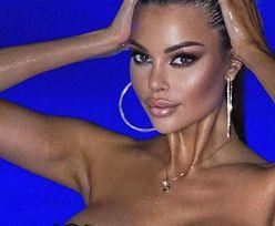 Justyna Gradek ma już NOWEGO FACETA?! Tajemniczy mężczyzna namiętnie całuje jej szyję... (FOTO)