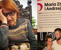 """Maria Winiarska drwi z artykułu, w którym pomylono ją z córką: """"Za 4 miesiące 70-ka... WSZYSTKO MI SIĘ J*BIE"""" (FOTO)"""