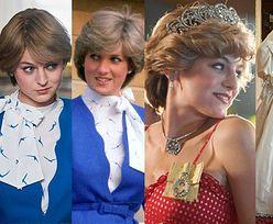"""""""The Crown"""": Netflix odtworzył kultowe kreacje księżnej Diany (ZDJĘCIA)"""