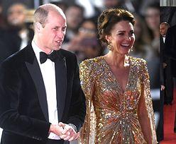 Kate i William brylują na premierze nowego Jamesa Bonda! (ZDJĘCIA)