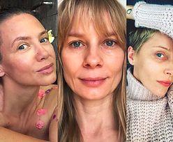 Gwiazdy pokochały modę na brak makijażu: Rusin, Cielecka, Warnke... (ZDJĘCIA)