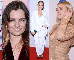 Wypindrzone celebrytki promują kolejną komedię romantyczną: Sarsa, Dereszowska, Szatan... (ZDJĘCIA)