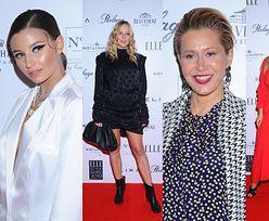 Elle Style Awards 2019: Celebryci pozują na ściance: Julia Wieniawa, Katarzyna Warnke, Jessica Mercedes, Karolina Szostak...