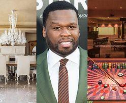 50 Cent w końcu pozbył się swojej królewskiej posiadłości w Connecticut! Próbował ją sprzedać od 12 lat... (ZDJĘCIA)