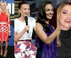Gwiazdy lansują się na Comic-Conie: Nicole Kidman, Amber Heard, Gal Gadot, Millie Bobby Brown... (ZDJĘCIA)
