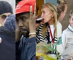 ZDJĘCIA TYGODNIA: Buzek całuje Braciaka, Kanye West rozmawia z Trumpem...