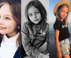 """8-latka z Rosji to """"najpiękniejsza dziewczynka na świecie""""? Już robi karierę w modelingu... (ZDJĘCIA)"""