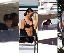 Były chłopak Kylie Jenner imprezuje na jachcie w towarzystwie 30 kobiet!