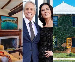Catherine Zeta-Jones i Michael Douglas wystawili na sprzedaż dom na Bermudach! Za ponad 10 milionów dolarów... (ZDJĘCIA)