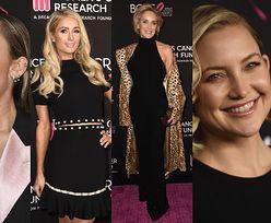 Eleganckie gwiazdy walczą z kobiecymi nowotworami na gali w Beverly Hills (ZDJĘCIA)