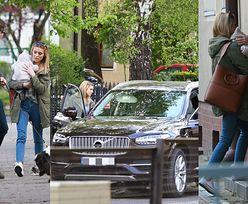 Młodzieńcza Kasia Tusk przyjechała w odwiedziny do rodziców autem za 300 TYSIĘCY