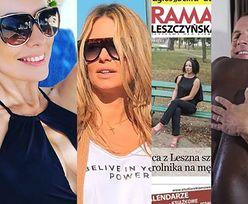 """ZDJĘCIA TYGODNIA: Niezdrowo podniecony Macron, piersi Gardias, pierwsza okładka Jessiki z """"Rolnika"""""""