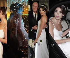 Quentin Tarantino ożenił się! Jego żona jest młodsza o 20 lat... (ZDJĘCIA)