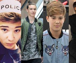 Od sobowtóra Biebera do DJ-a: Leon Myszkowski skończył 18 lat! (ZDJĘCIA)