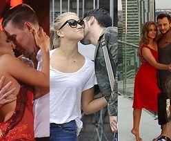 Tancerze, sportowcy i żonaci. Tak wyglądała miłosna droga Agnieszki Kaczorowskiej do ołtarza (ZDJĘCIA)