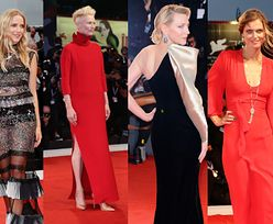 """Wenecja 2018: Jessica Mercedes lansuje się na premierze """"Suspirii"""" obok Cate Blanchett, Tildy Swinton i Małgosi Beli (ZDJĘCIA)"""