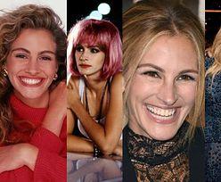 """Od """"Pretty Woman"""" do """"najpiękniejszej kobiety świata"""": Julia Roberts kończy dziś 50 LAT! (ZDJĘCIA)"""