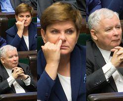 PUDELEK W SEJMIE: Politycy dłubią w nosie... (ZDJĘCIA)