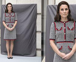 Promienna Kate Middleton otwiera wystawę w londyńskim muzeum (ZDJĘCIA)