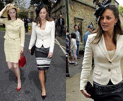 """Od """"dziewczyny z sąsiedztwa"""" do """"ikony mody"""": zobaczcie ewolucję stylu księżnej Kate (ZDJĘCIA)"""