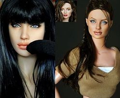 Gwiazdy jako... lalki Barbie! PODOBNE?