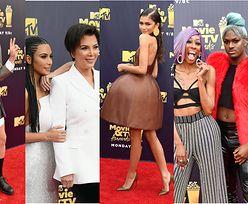 """""""Gwiazdy"""" na MTV Movie and TV Awards (ZDJĘCIA)"""
