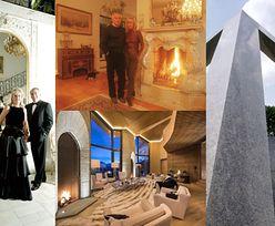 Złoto, marmury, przepych i... prywatne piramidy - tak mieszkają najbogatsi Polacy (DUŻO ZDJĘĆ)