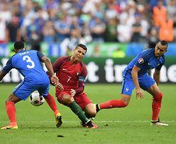 Tak cierpiał i płakał Cristiano Ronaldo... (ZDJĘCIA)
